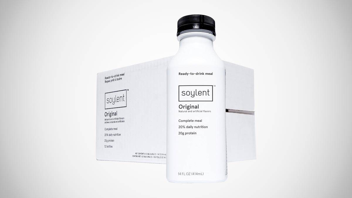 Soylent - Dog Food for Humans - http://coolthings.us