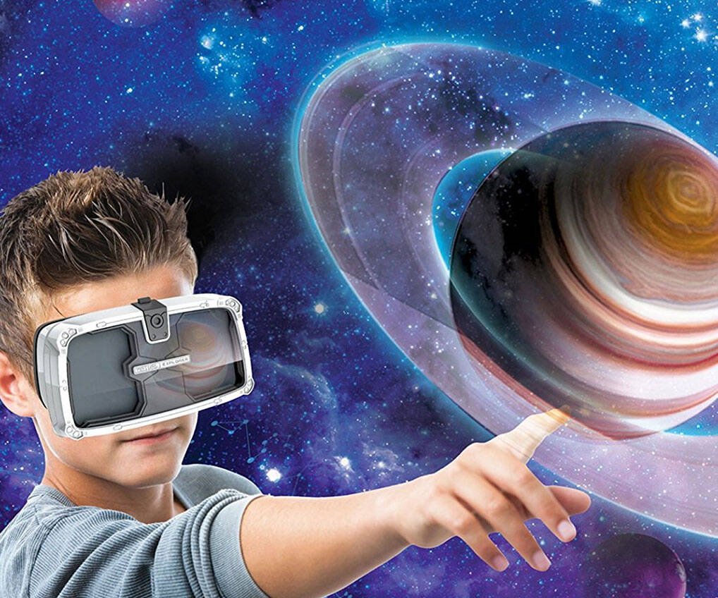 Space Expedition Virtual Explorer
