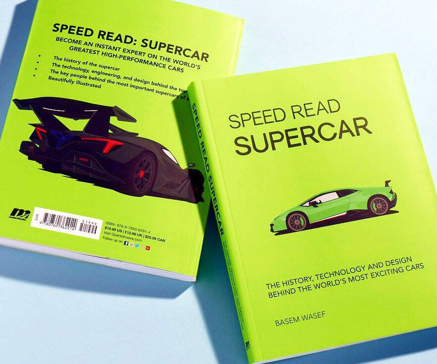 Speed Read Supercar - http://coolthings.us