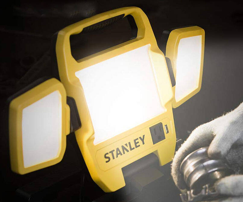 5000-Lumen LED Work Light