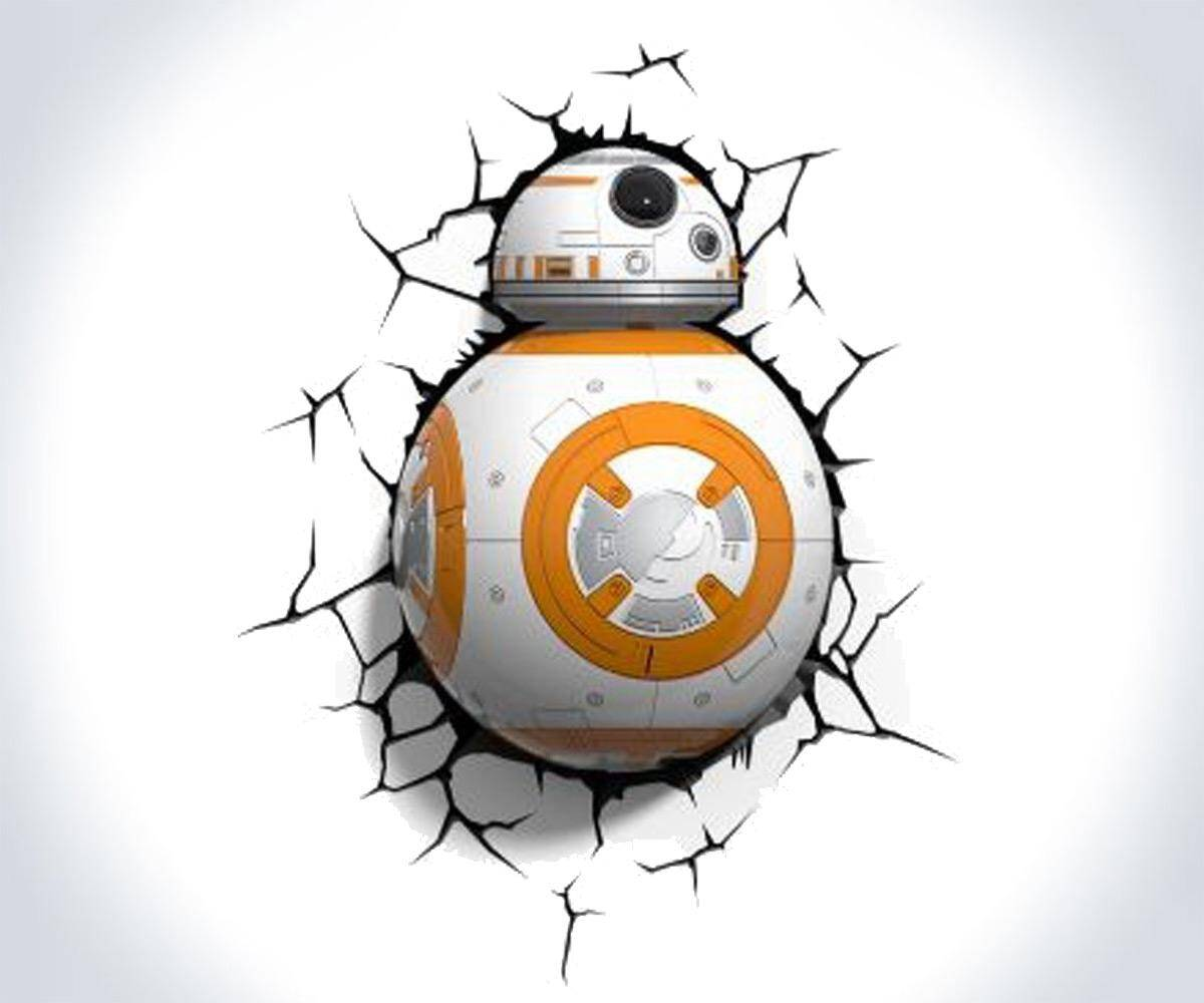 Star Wars BB-8 3D Night Light - http://coolthings.us