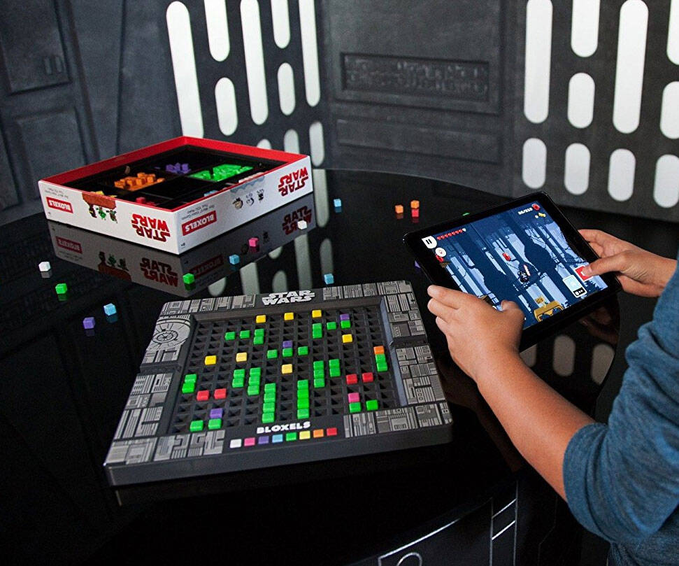 Star Wars Build Your Own Video Game - http://coolthings.us