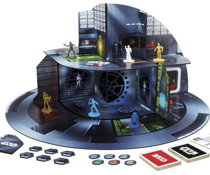 Star Wars Clue - coolthings.us