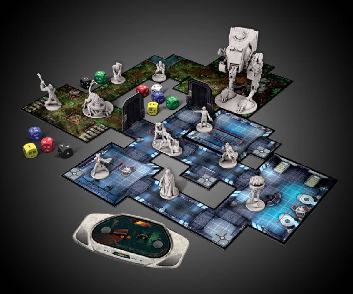 Star Wars: Imperial Assault Game - http://coolthings.us
