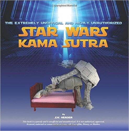 Star Wars Kama Sutra Book