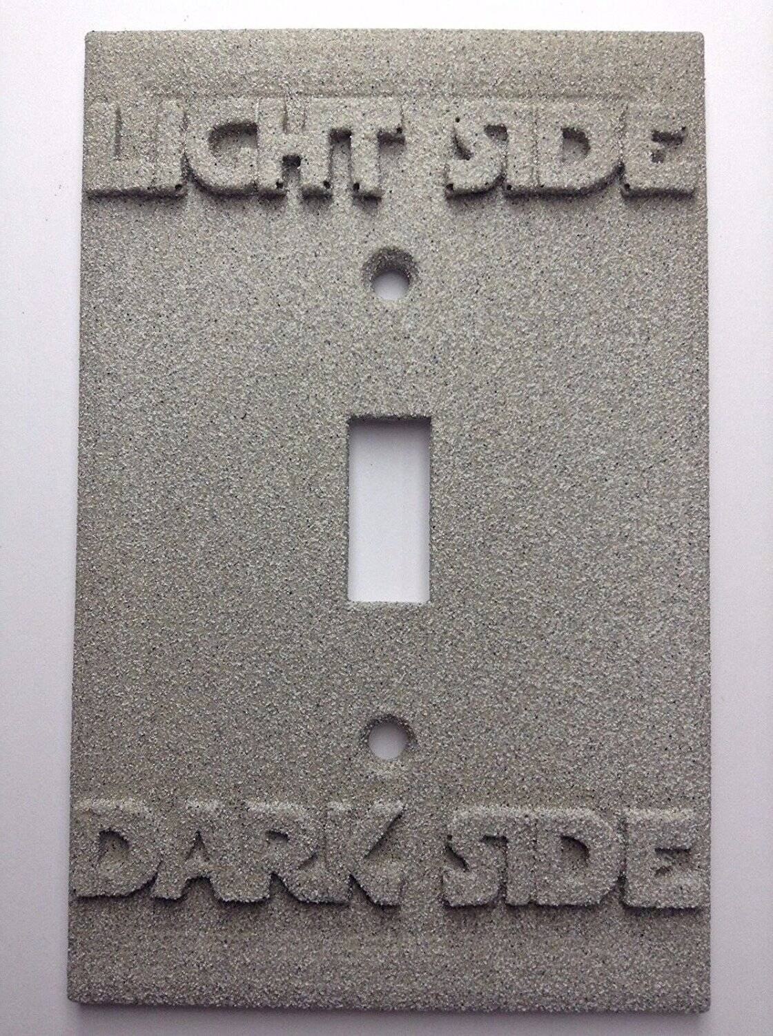 Star Wars Light Switch Cover - http://coolthings.us