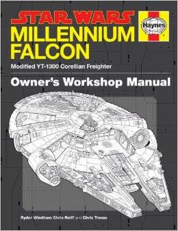 The Millennium Falcon Owner's Manual - http://coolthings.us