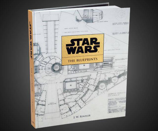 Star Wars: The Blueprints - coolthings.us
