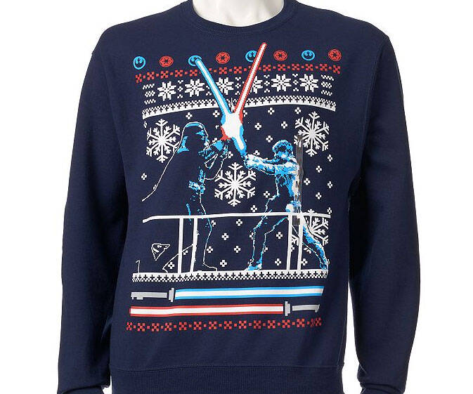 Star Wars Ugly Christmas Sweater - coolthings.us