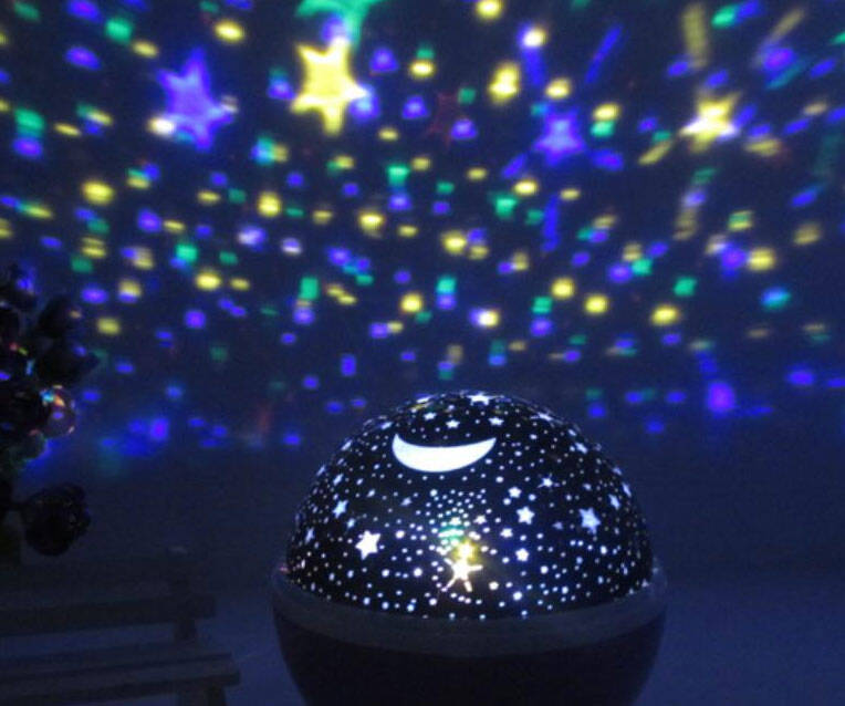 Starry Night LED Projector - http://coolthings.us