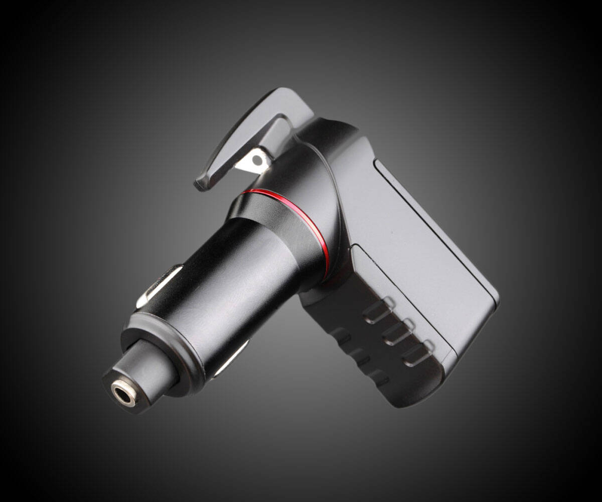 Stinger USB Emergency Escape Tool - http://coolthings.us