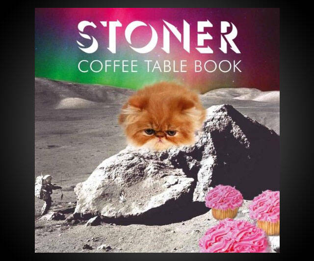 Stoner Coffee Table Book - http://coolthings.us