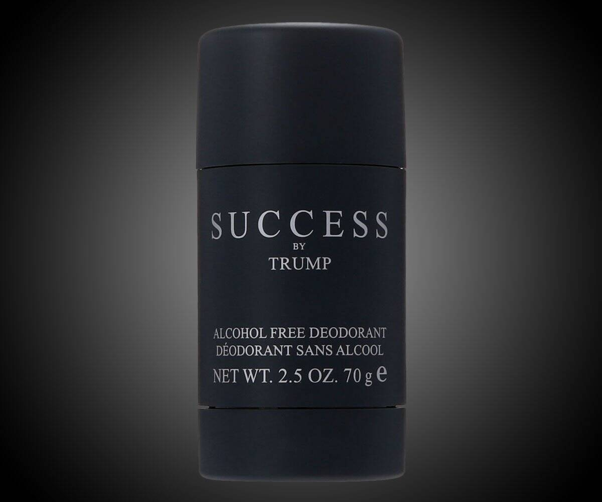 Success by Trump Deodorant - http://coolthings.us