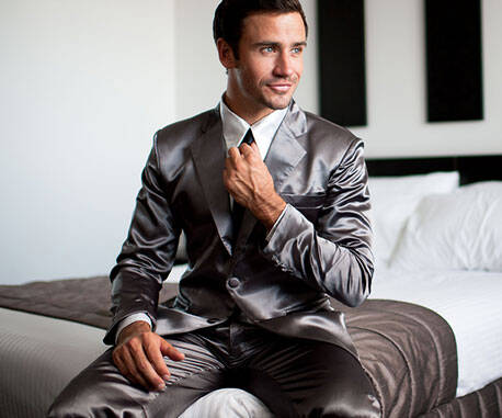 Suit Pajamas - http://coolthings.us