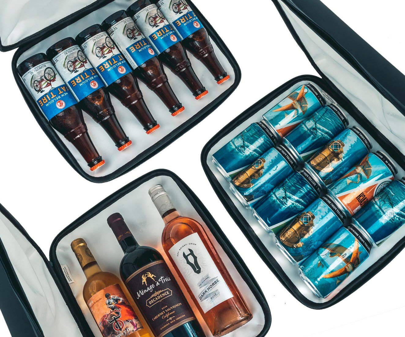 Suitcase Cooler - http://coolthings.us