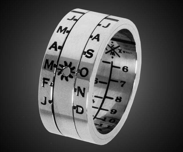 Sundial Ring - coolthings.us