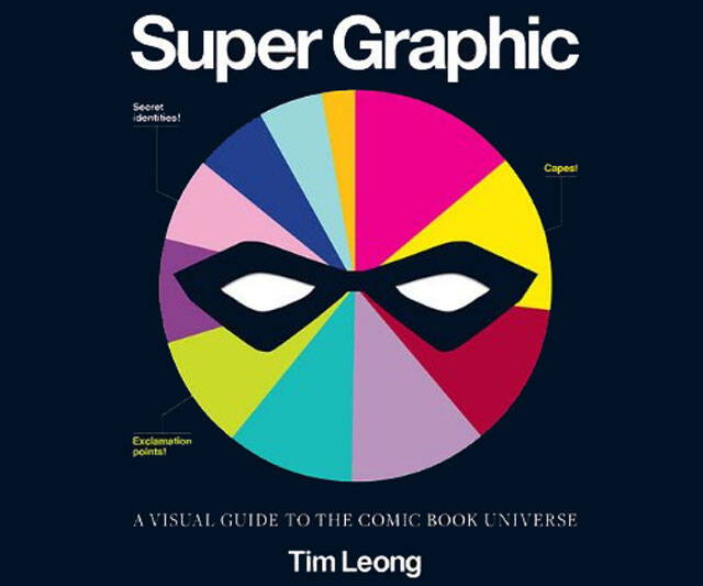 A Visual Guide to the Comic Book Universe - http://coolthings.us
