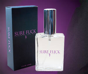 Sure Fuck Cologne - http://coolthings.us
