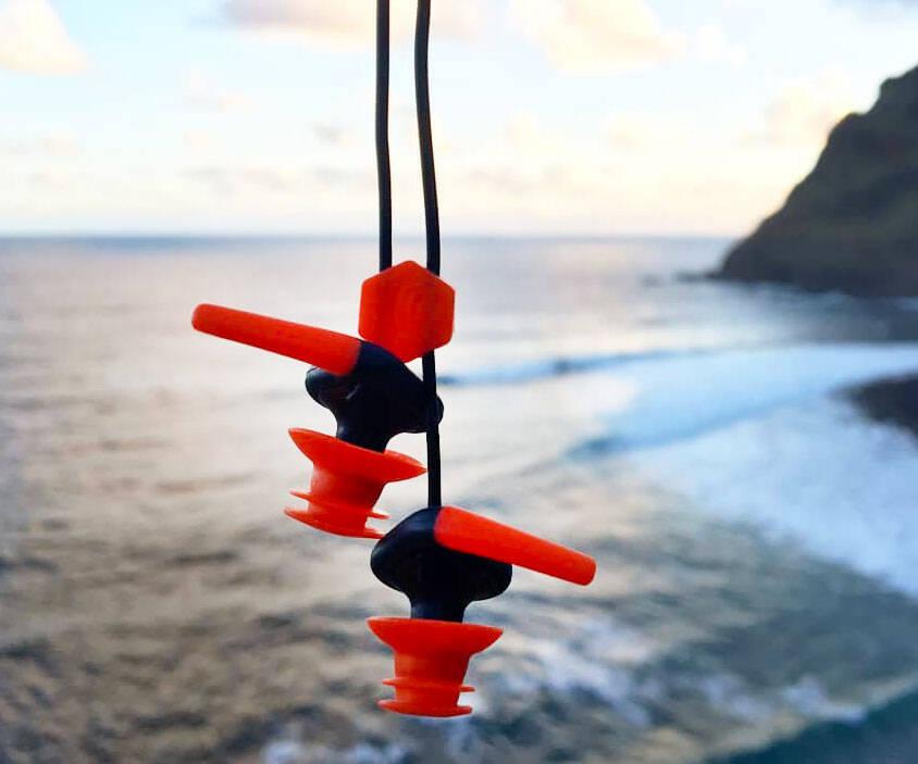 Surfing Earplugs - http://coolthings.us