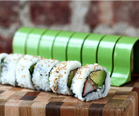 Sushi Rolling Kit - coolthings.us