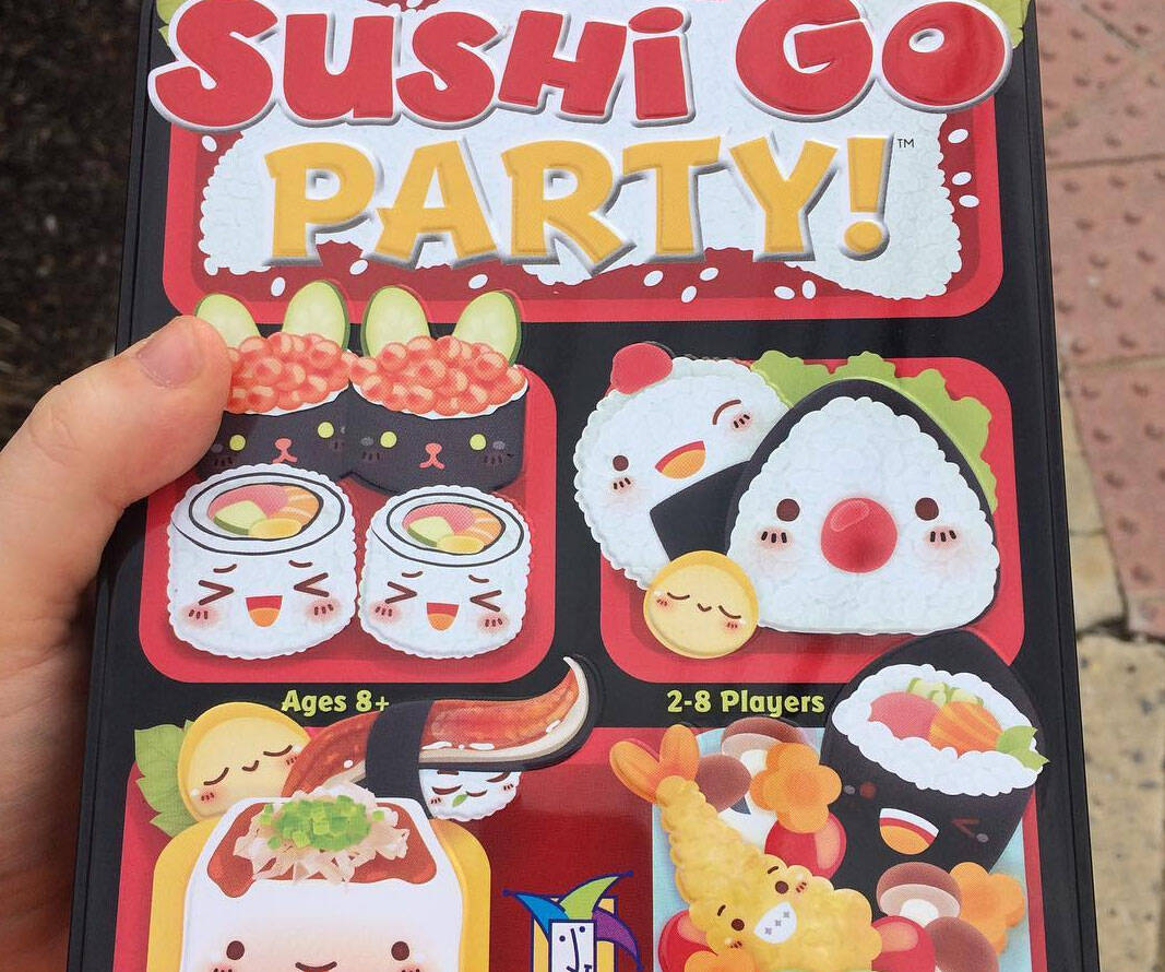 Sushi Go! Card Game - http://coolthings.us