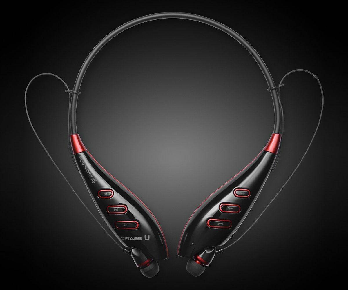 SwageU Bluetooth Headphones - http://coolthings.us