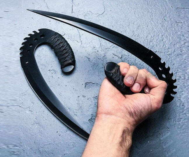 Swing Blades - http://coolthings.us