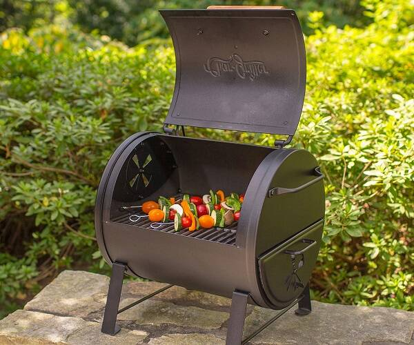 Table Top Charcoal Grill - coolthings.us