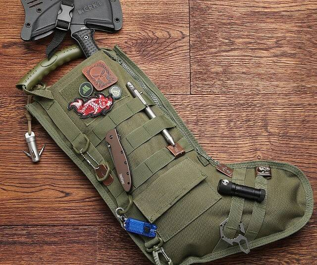 Tactical Christmas Stockings - http://coolthings.us