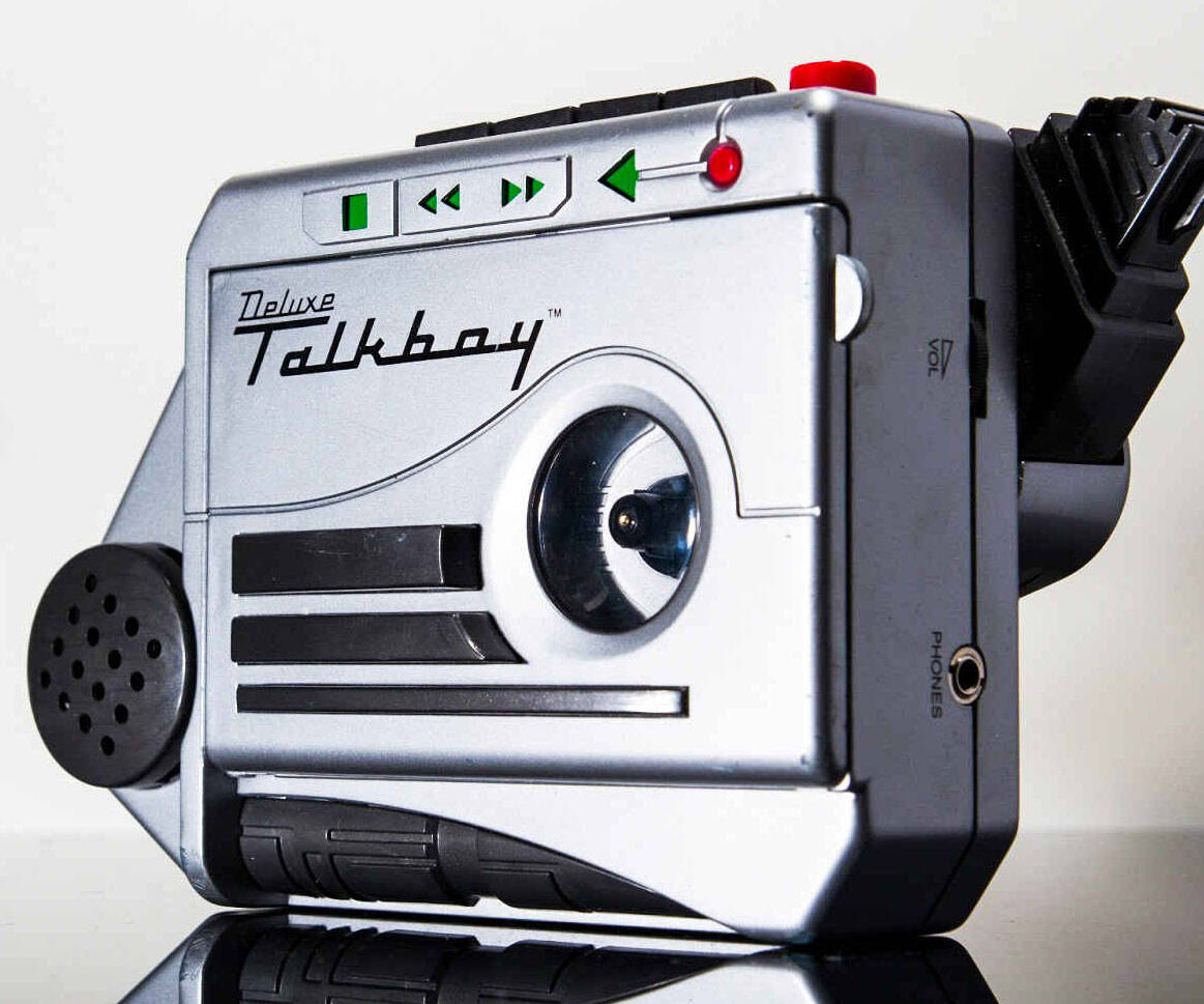 Talkboy Tape Recorder - http://coolthings.us
