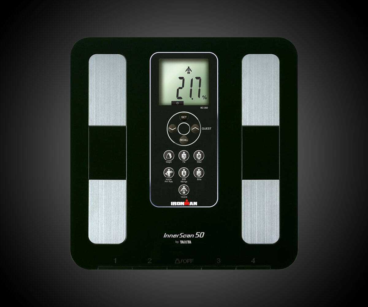 Tanita Ironman Body Composition Scale - coolthings.us