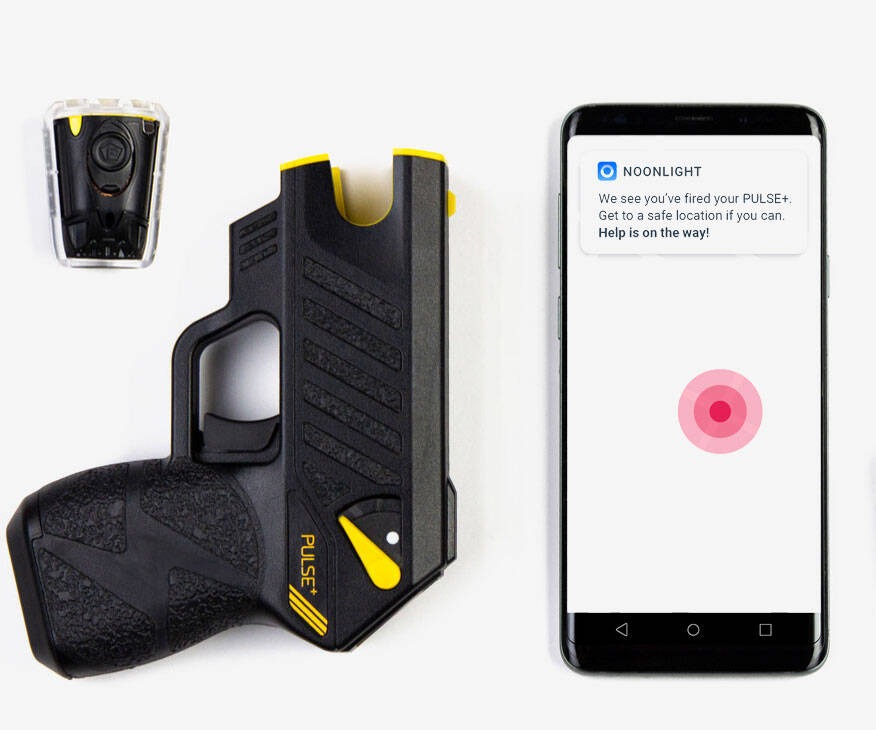 TASER Pulse Smart Stun Gun - http://coolthings.us