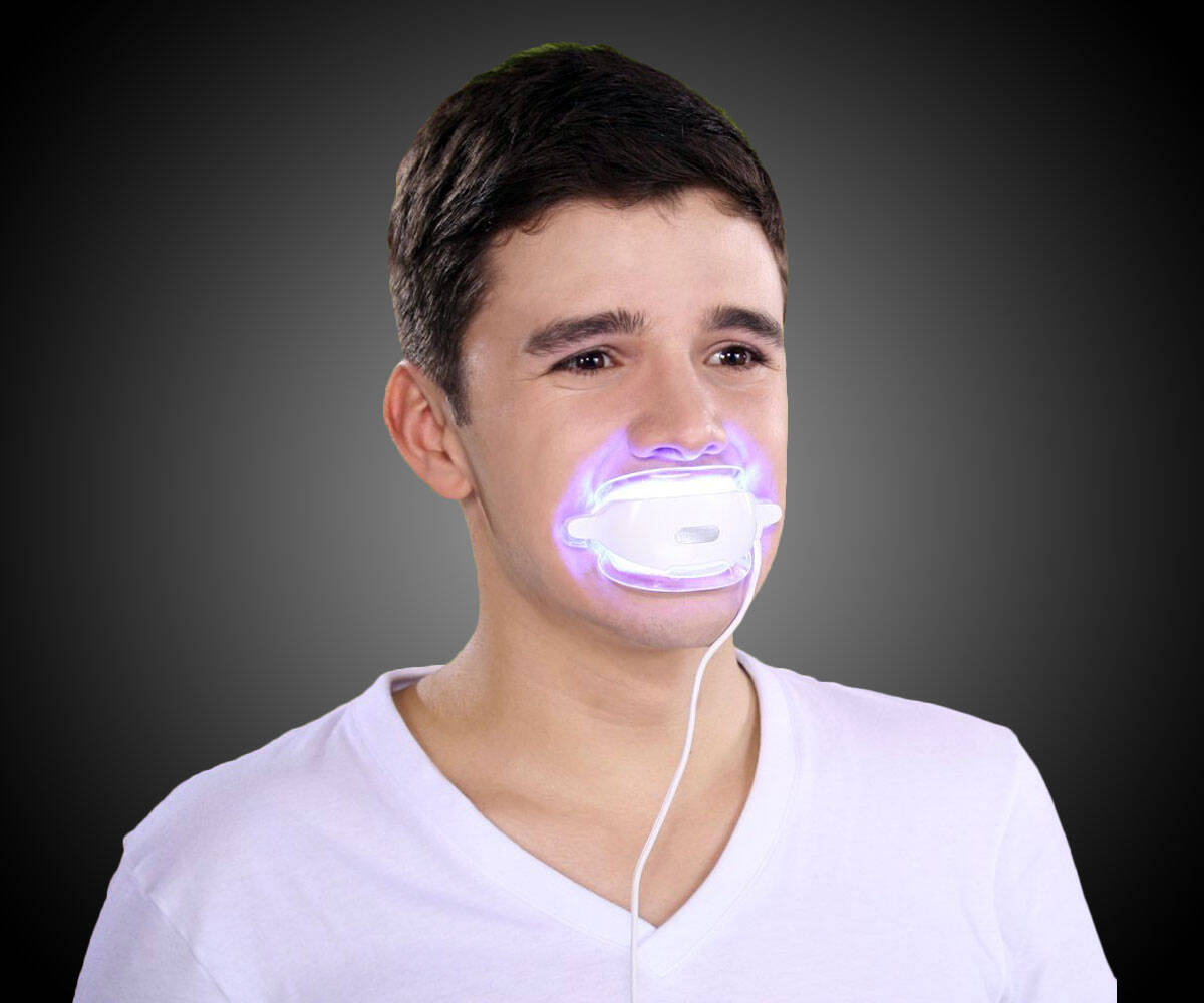 Teeth Whitening Accelerator - http://coolthings.us