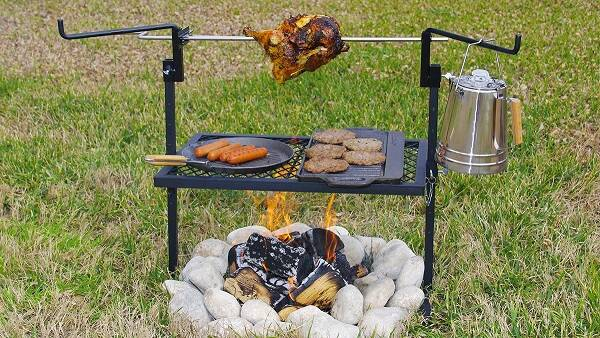 Texsport Rotisserie Grill & Spit - http://coolthings.us