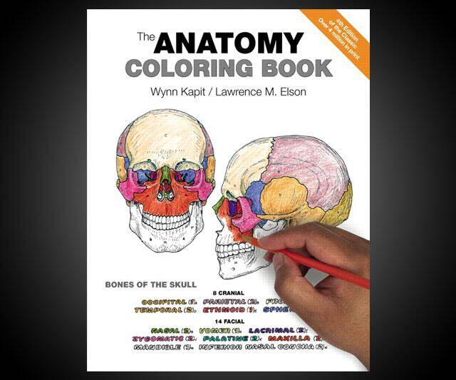 The Anatomy Coloring Book - http://coolthings.us