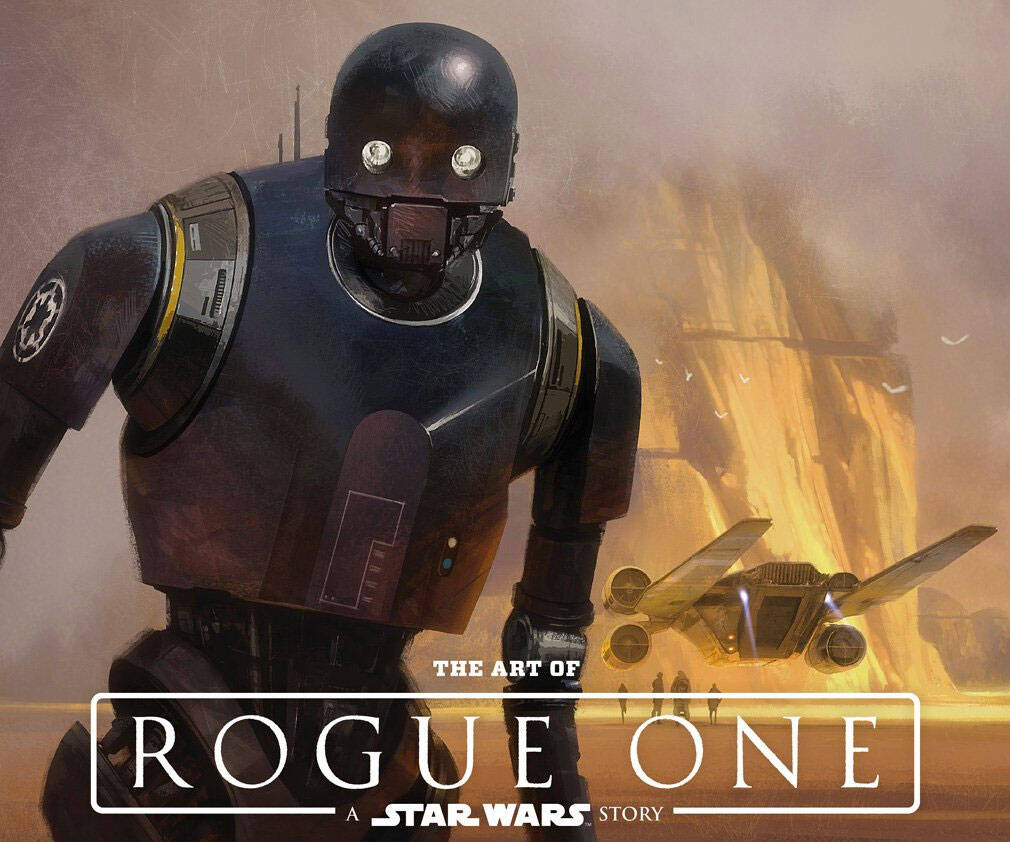 The Art of Rogue One: A Star Wars Story - http://coolthings.us