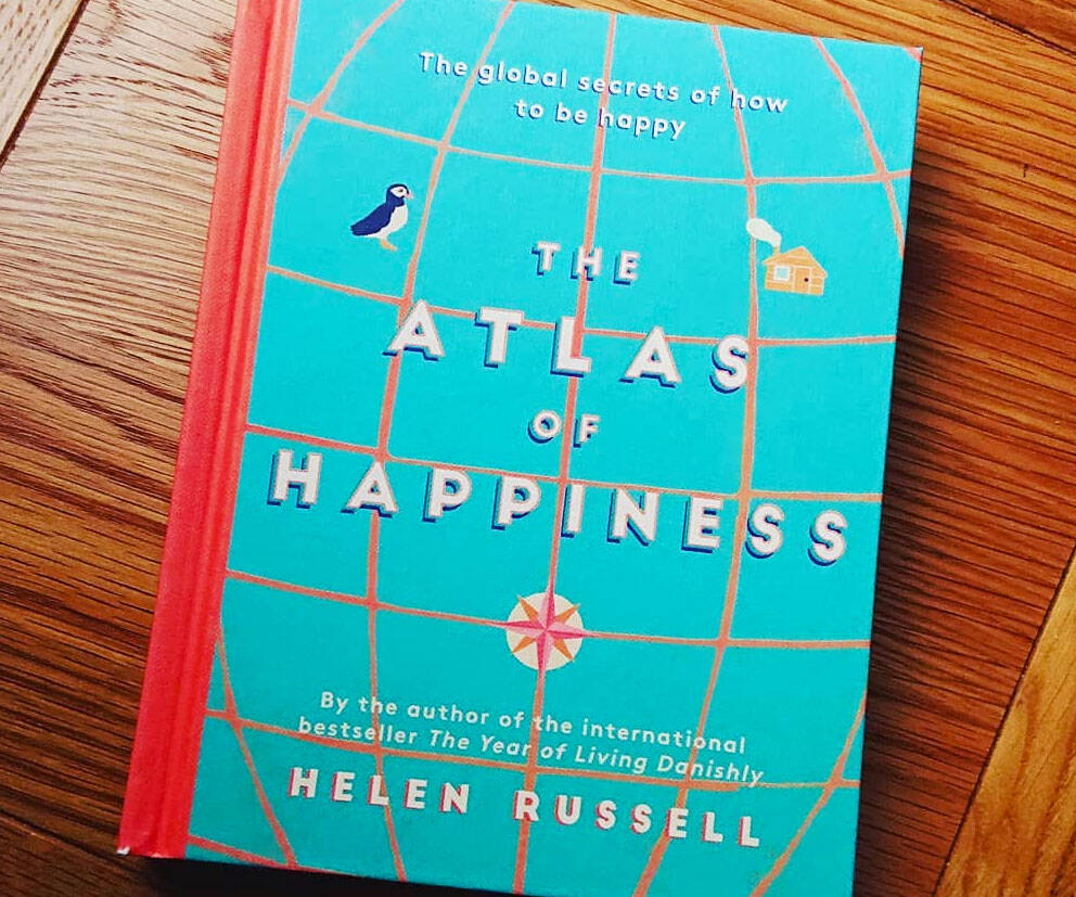 The Atlas Of Happiness - http://coolthings.us