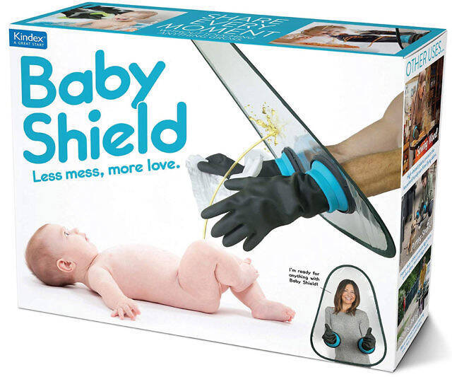 The Baby Shield - http://coolthings.us