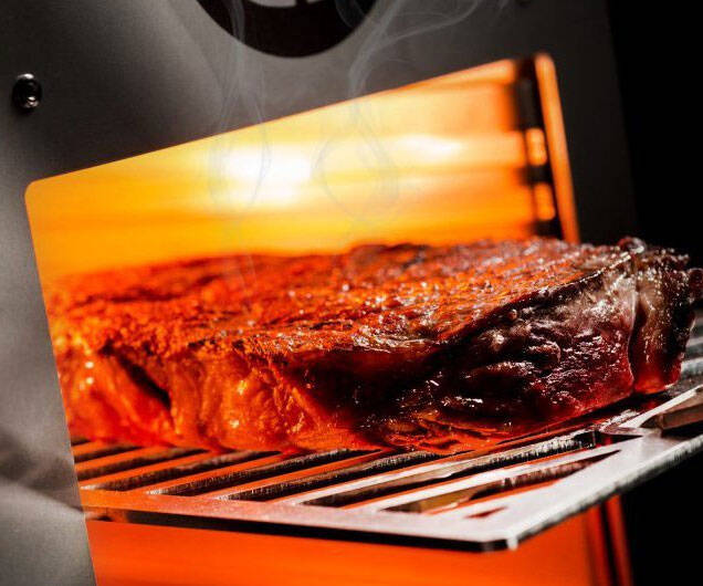 The Beefer High Temperature Grill - http://coolthings.us