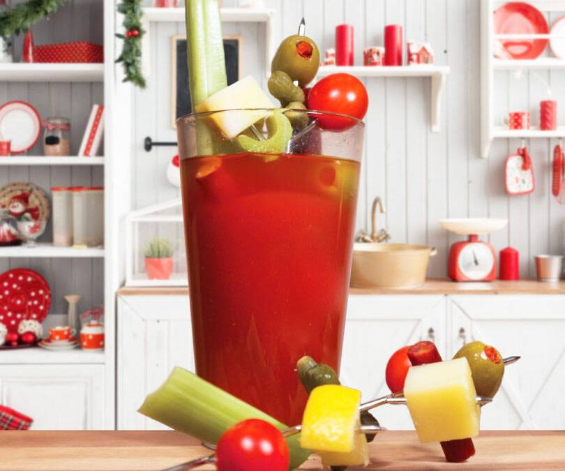 The Bloody Mary Tree - http://coolthings.us