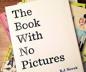 The Book With No Pictures - coolthings.us