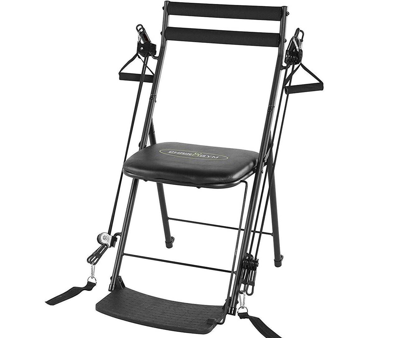 The Total Body Workout Chair Gym
