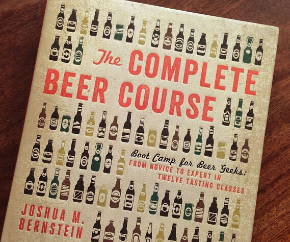 The Complete Beer Course Book - http://coolthings.us