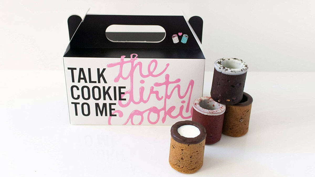 The Dirty Cookie Shots - http://coolthings.us