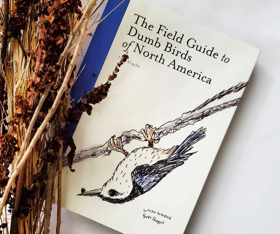 The Field Guide to Dumb Birds of North America - http://coolthings.us