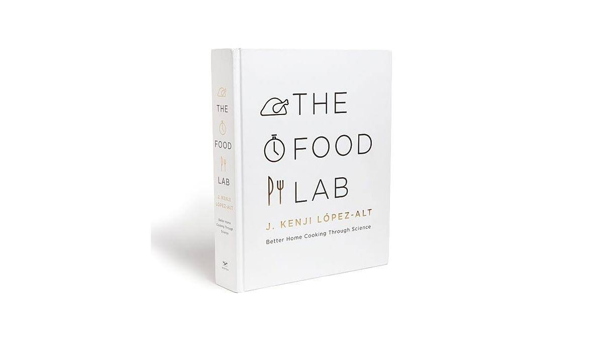The Food Lab: Better Home Cooking Through Science - http://coolthings.us