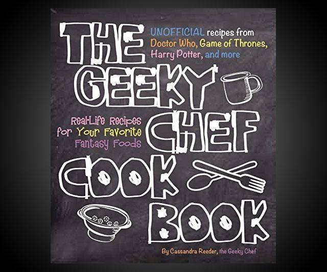 The Geeky Chef Cookbook - http://coolthings.us