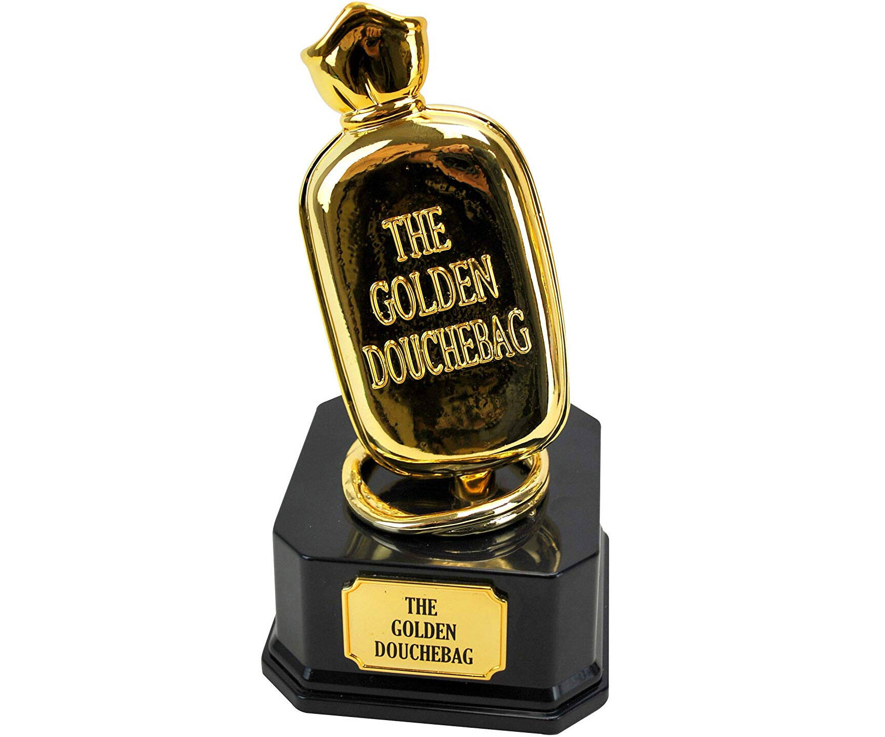 The Golden Douchebag Trophy - http://coolthings.us