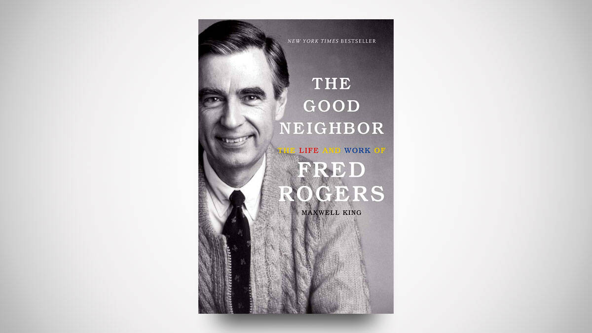 The Good Neighbor: The Life and Work of Fred Rogers - http://coolthings.us