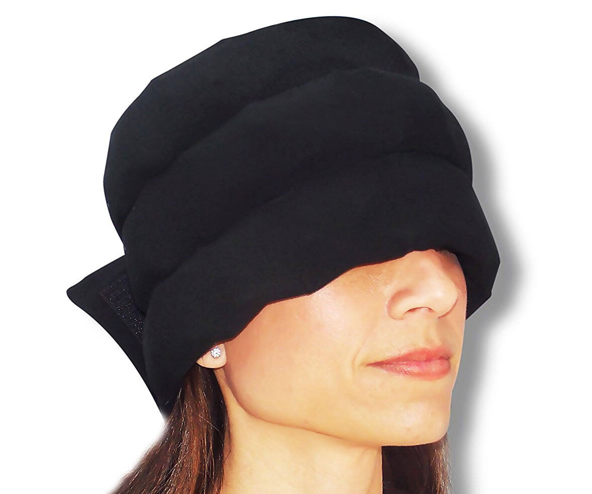 The Headache Hat - http://coolthings.us